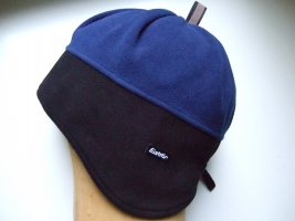 Eisbär Fabric Hat blue-black