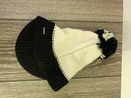 Eisbär Pointed Hat white-black