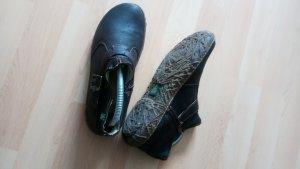 El Naturalista Chelsea laarzen donkerbruin Leer