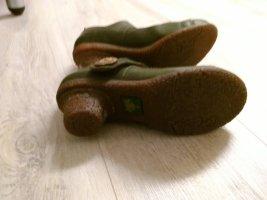 El Naturalista Loafer verde bosco Pelle