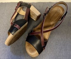 El Naturslista Blockabsatz Sandale