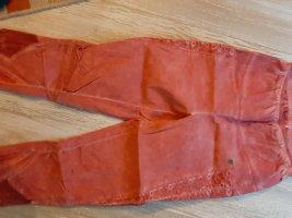 Spodnie Capri łosowiowy