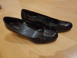 elegante Gabor Glanz Schuhe