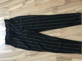 C&A Pantalón deportivo negro-blanco