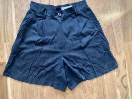 Ann Christine High-Waist-Shorts anthracite