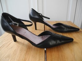Högl Strapped pumps black leather