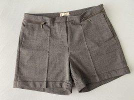Elegante Shorts Esprit Bundfaltenhose kurz