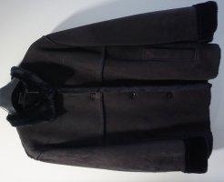 Taifun Pelzen jack zwart Polyester