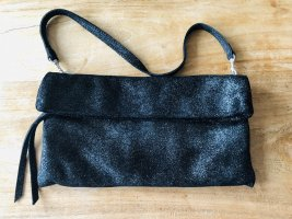 Eleganter clutch aus Leder
