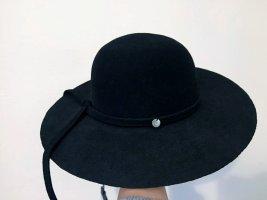 Armani Jeans Cappello di lana nero Lana