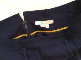 Boden Midi Skirt blue polyamide