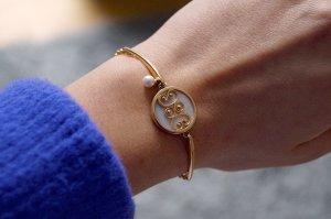 Elegantes und simples Armband aus Silber