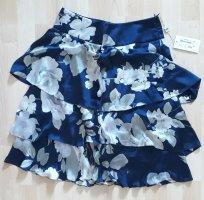 Armani Collezioni Silk Skirt multicolored