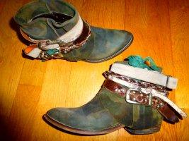 ELENA IACHI Strategia Kanna Boots Stiefeletten 36/37
