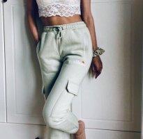 Ellesse Spodnie dresowe Wielokolorowy Bawełna