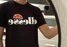 Ellesse T-shirt nero