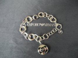 Armani Bracelet en argent argenté bronze