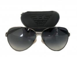 Emporio Armani Glasses black metal