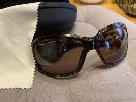 Emporio Armani Gafas de sol cuadradas marrón-negro