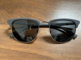 Emporio Armani Ovale zonnebril veelkleurig