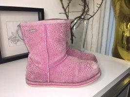 EMU Australia Boots rosa pink 36 Stiefel Waterproof Wasserdicht NP 129,-€