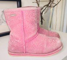 ❤️ EMU Australia Boots Stiefel rosa pink 36 Waterproof NP 129,-€