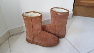 EMU Boots *wie neu*  da wenig getragen, braun, Größe 40