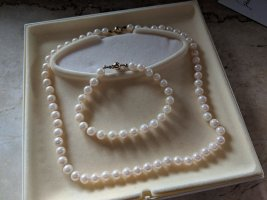 Collier Necklace natural white