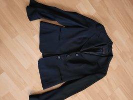 Escada Blazer de esmoquin negro Licra