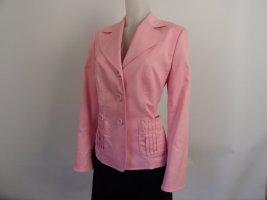 Escada Jersey Blazer pink cotton