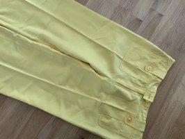 Escada Pantalone palazzo giallo chiaro-giallo pallido