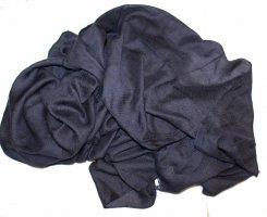 Escada Sport Summer Scarf anthracite mixture fibre