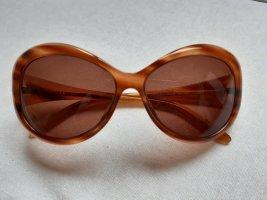 Escada Gafas mariposa marrón claro