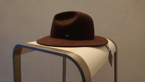 Escada Sport Felt Hat bronze-colored