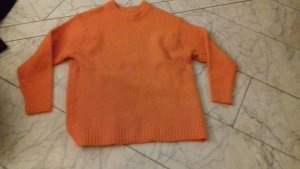 Escada Sport Long Pullover Gr 38 orange