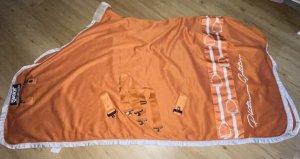 Eskadron Serviette de plage orange