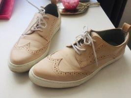 Esmara Wingtip Shoes light pink-white