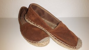 Graceland Espadrille Sandals brown