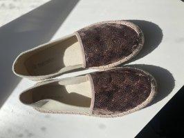 Blue Motion Espadrille sandalen roségoud-room