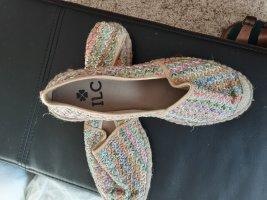 ILC Espadrille sandalen veelkleurig