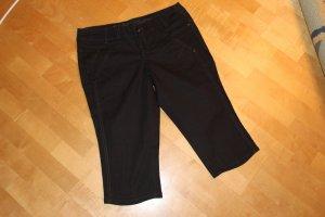 Esprit Capris black cotton