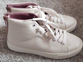 Esprit Cherry Zip Boots weiß Gr. 38