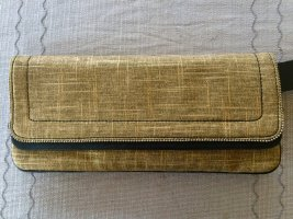 ESPRIT Clutch, goldfarben, NEU mit Etikett