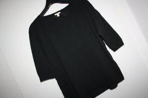 Esprit Damen 3/4 Arm Oversized Shirt Schwarz Gr.XS/ S