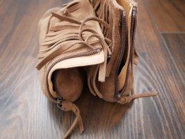 Esprit Short Boots light brown