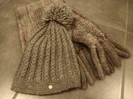 esprit collection Cappello a punta grigio-argento