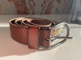 Esprit Leather Belt brown