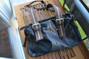 Esprit Handtasche dunkelbraun / braun