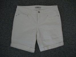 ESPRIT Jeans Shorts / kurze Hose, Gr. 36 (28), weiß