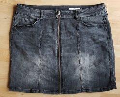 esprit collection Gonna di jeans nero